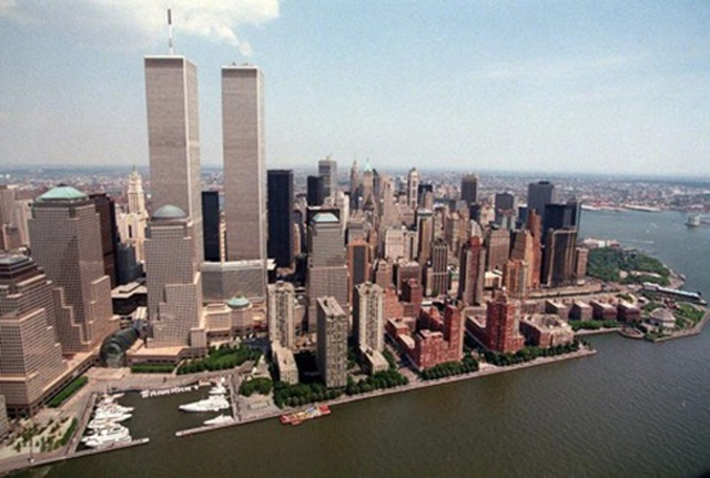 New appearance of the Manhattan skyline 19 years after the 9/11 attacks
