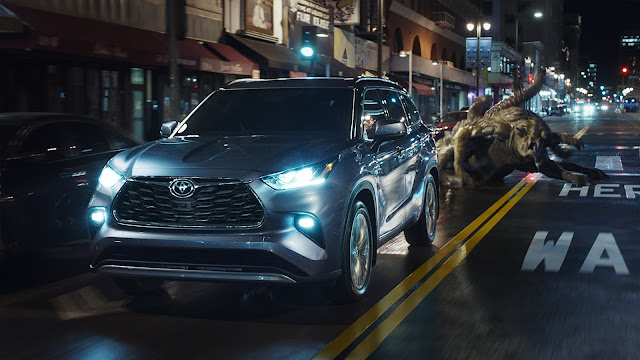 """From aliens and adventure to wild west outlaws, Toyota brings the action to this year's Big Game with the spot """"Heroes."""""""
