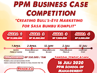 Business Case Competition 2020 di PPM School of Management