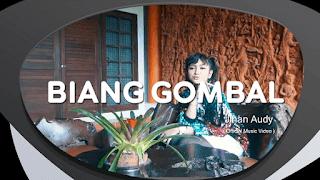 Lirik Lagu Biang Gombal - Jihan Audy