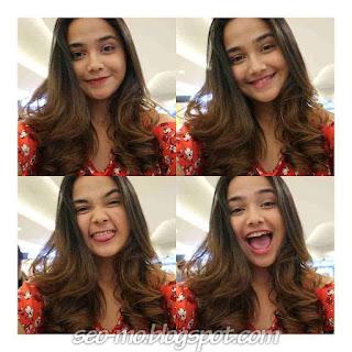 Foto Selfie Cantik Syifa Hadju Pemain MIL2D SCTV