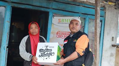 BMH Distribusikan Amanah Program Ramadhan Hingga 25 Kota di Jatim