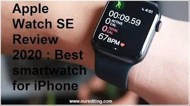 Apple Watch SE Review 2020 : Best smartwatch for iPhone (The Best Watch for Most People)