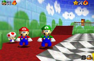 Permainan Super Mario Online Kini Telah Hadir