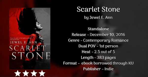 SCARLET STONE by Jewel E. Ann