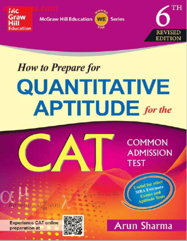 Quantitative-Aptitude-6th-Edition-By-Arun-Sharma-For-CAT-Exam-PDF-Book