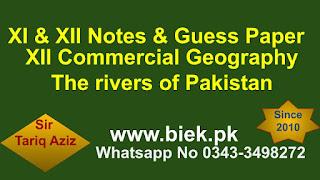 XII Commercial Geography www.biek.pk