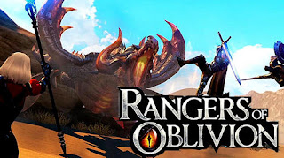 Rengers of Oblivion - RPG estilo Monster Hunter chega ao android
