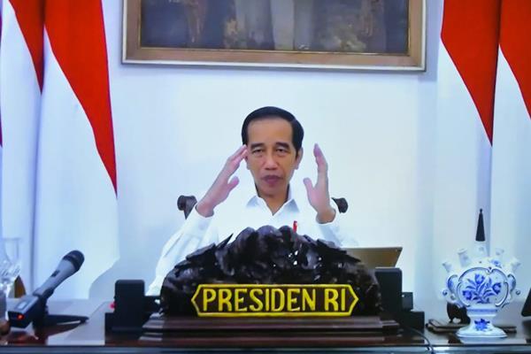 Presiden Jokowi Ingin Libatkan Ibu-ibu PKK Sosialiasi Protokol Kesehatan ke Masyarakat