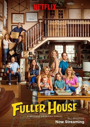 Série Fuller House - 2ª Temporada 2017 Torrent Download