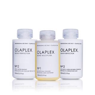 Sản phẩm phục hồi tóc Olaplex