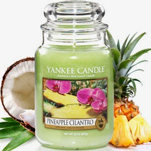 blog bougie, revue bougie, avis bougie, bougie parfumée, cire parfumée, wax melt, huile parfumée, candle review, article bougie, parfum d'ambiance, home fragrance, scented candle, parfumer sa maison, yankee candle, bath and body works, pineapple cilantro