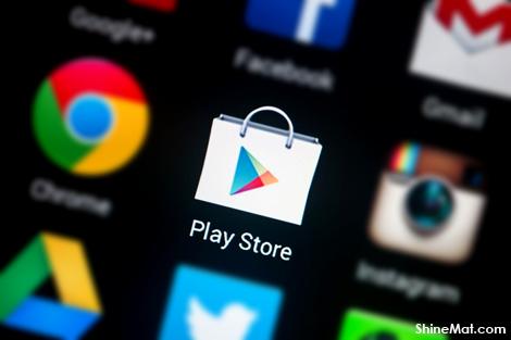 google play store shinemat