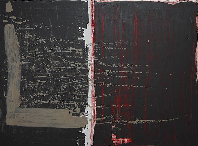 25. UNTITLED. 101x76 Sold/Vendido