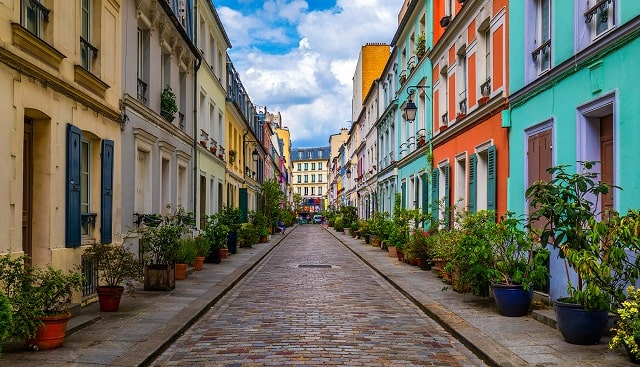 how to buy real estate property in france