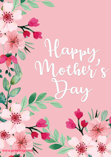 happy mothers Day 2019 flowers greetings