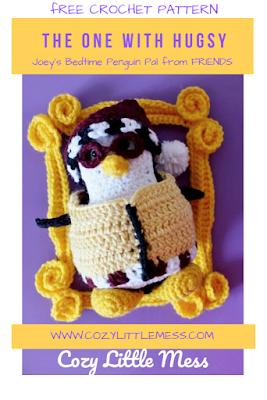 Friends crochet patterns
