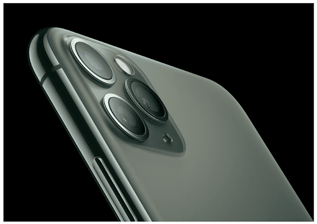 Apple iPhone 11 Pro & iPhone 11 Pro Max: details