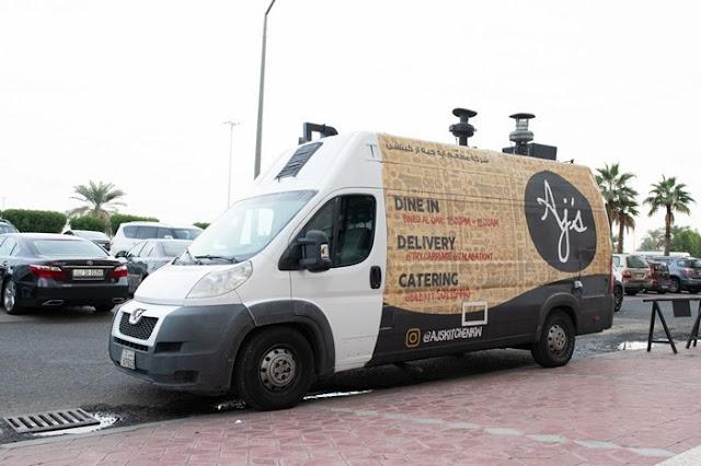 شاحنات الطعام - مفهوم سوق جديد ورائج في الكويت