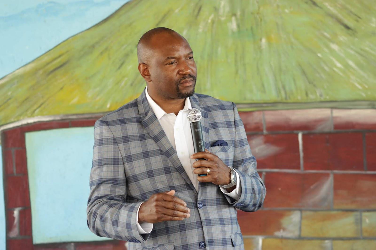 Pastor S. Chirisa Of Wisdom City Church Teaches On Relationships  At Tiyambuke 2018 Day Two