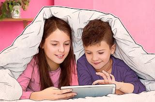 Metade dos pais acredita que filhos sabem quando ficar offline