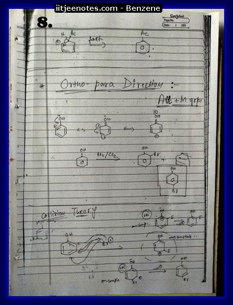 Benzene Notes8