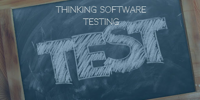 Thinking Software Testing