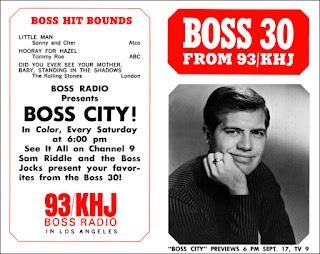 KHJ Boss 30 No. 62 - Sam Riddle