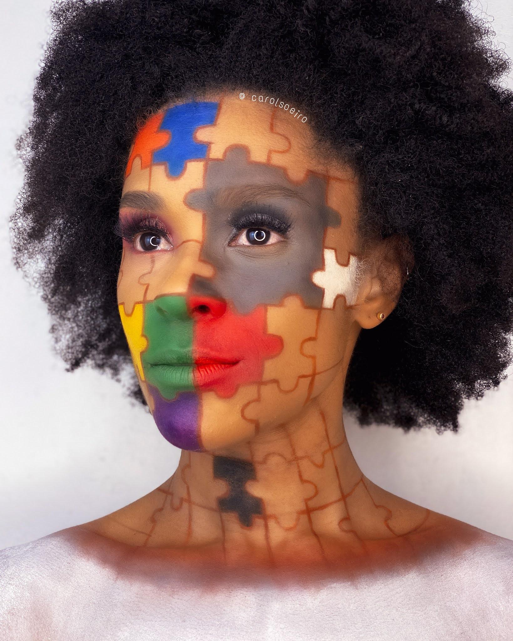 Puzzle Makeup