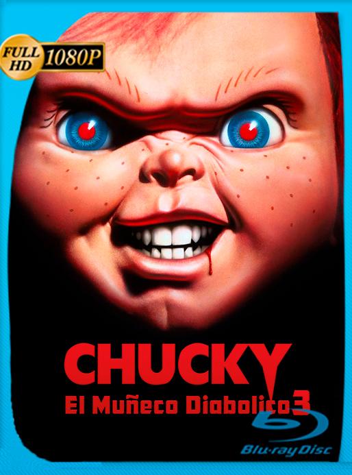 Chucky: El Muñeco Diabólico 3 (1991) HD 1080p Latino Dual [GoogleDrive] [Cespa92]