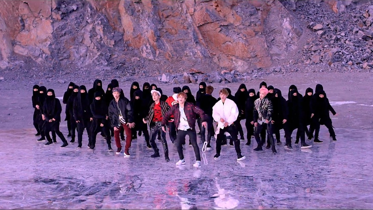 'Not Today' Becomes BTS' 10th MV To Reach 400 Million Views