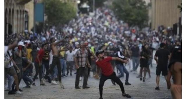 Lebanon Makin Chaos, PM Saad Hariri Memutuskan Untuk Mengundurkan Diri, Ekonominya Nyungsep