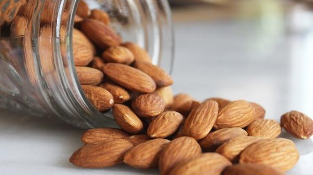 Manfaat Kacang Almond Sebagai Menu Sarapan Dipagi Hari