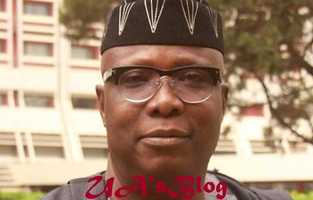 I Facilitated Fayose's Impeachment In 2006 – Ojudu