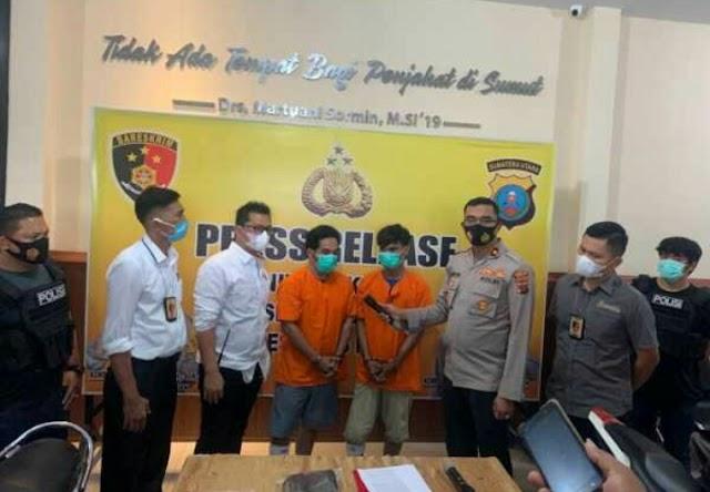 Kapolsek Patumbak: Kedua Pelaku Curamor Kami Tembak Karena Melawan Petugas