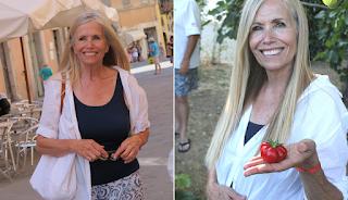 Η πιο σeξι Αμερικανίδα vegetarian, ετών 79, μάς αποκαλύπτει όλα τα μυστικά αντιγήρανσης