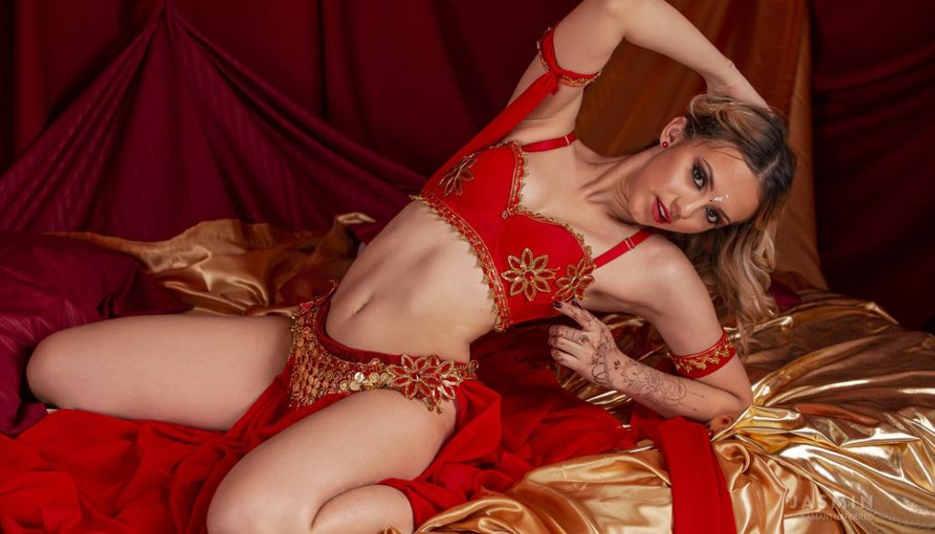 SamanthaFerrec Model GlamourCams