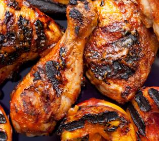Nectar Lemon Barbecue Chicken