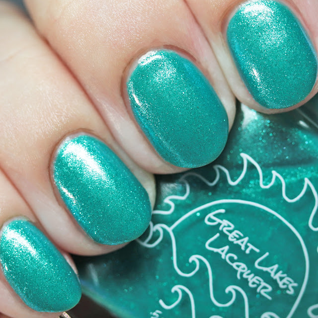 Great Lakes Lacquer Nessy