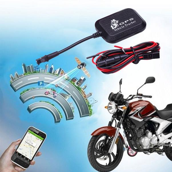 Định vị xe máy bằng điện thoại - Tú Anh GPS 03