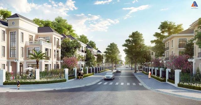 Khu đô thị Vân Canh - Không gian sống xanh trong phố