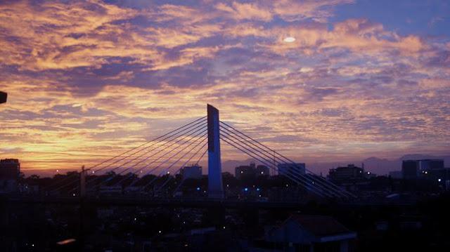 Pasupati Flyover in Bandung