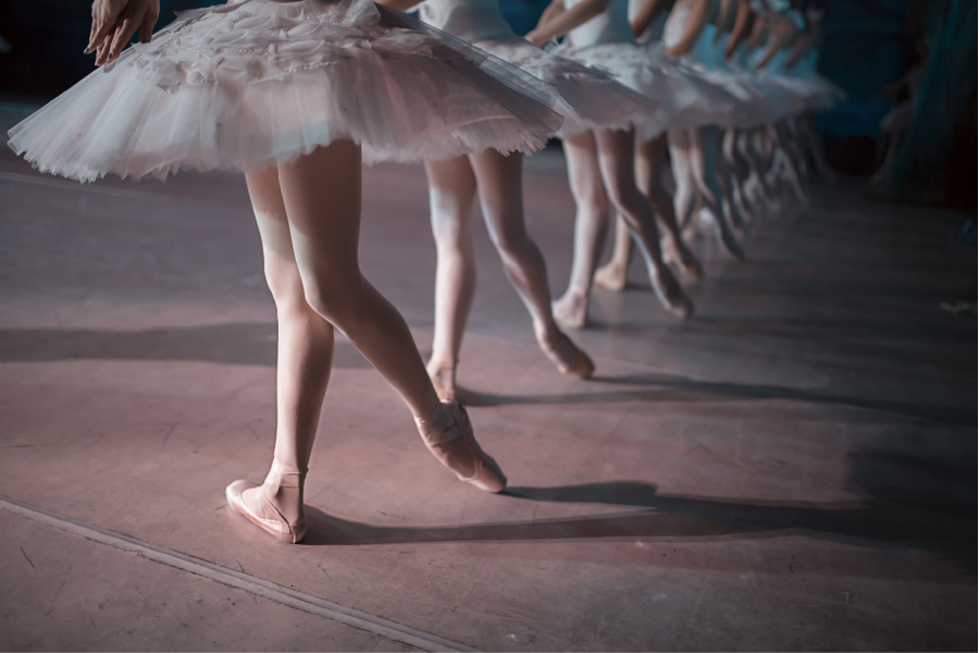 How toxic ballet culture affects dancers.