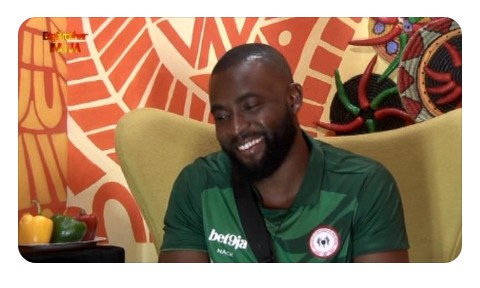 Gedoni surprisingly omitted Khafi for possible eviction. Could his love for her be this true? (Photo)