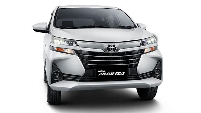 Toyota Avanza Facelift Terbaru 2020