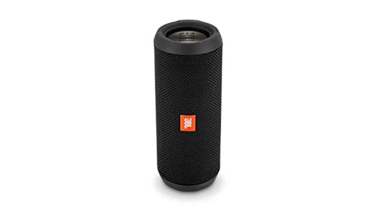 JBL Flip 3 Stealth Waterproof Portable Speaker