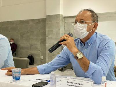 Benes assume coordenação da bancada do RN e parlamentares definem  prioridades para LDO