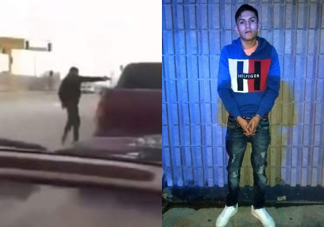 VIDEO.- -Graba Cruz.  -¡Ya, está grabando! la Madre que vio el video de su hijo ejecutando y ella lo denunció