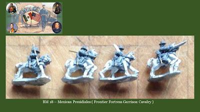 Mexican Presidiales