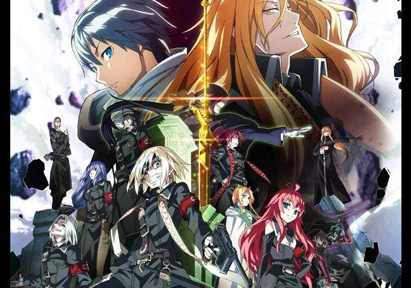 Anime Dies Irae estrenará sus episodios finales el 1 de julio